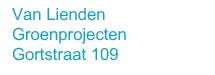 Van Lienden Groenprojecten