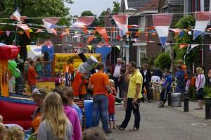 Feest in de Gortstraat!