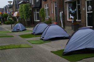 Gortstraat Camping!